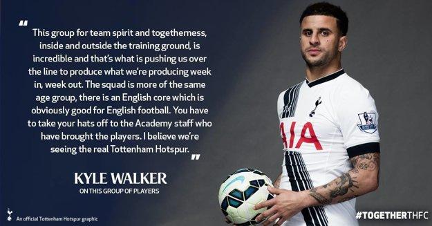 Hráči Tottenhamu sú optimisticky naladení a stále majú reálnu šancu predbehnúť Leicester v najdôležitejšej časti sezóny.