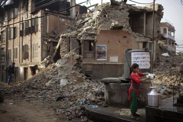 Ide o najsilnejšie zemetrasenie v krajine od roku 1934.
