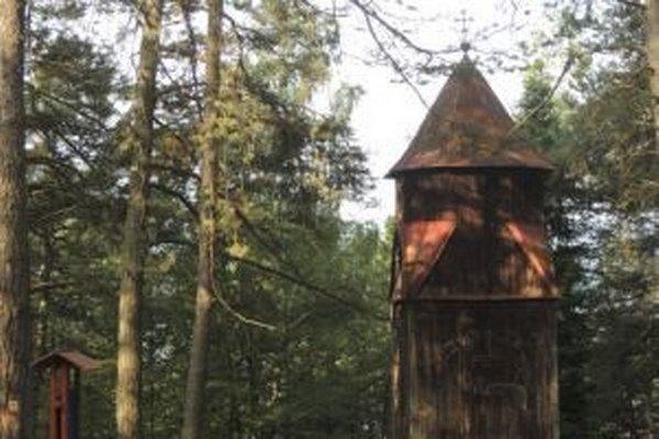 Nová výhliadková veža bude súčasťou náučného chodníka Zvonička.