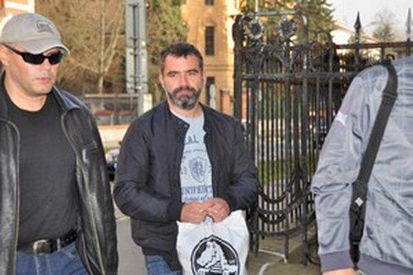 Obvinený exstarosta Marianky Radovan Jurika