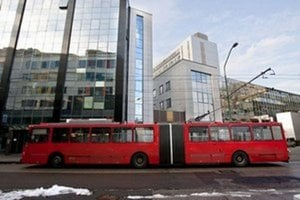 Zrýchliť by sa mal aj trolejbus 202.