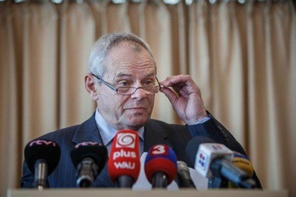 Milan Kňažko oznámil svoju kandidatúru na post bratislavského primátora koncom mája.