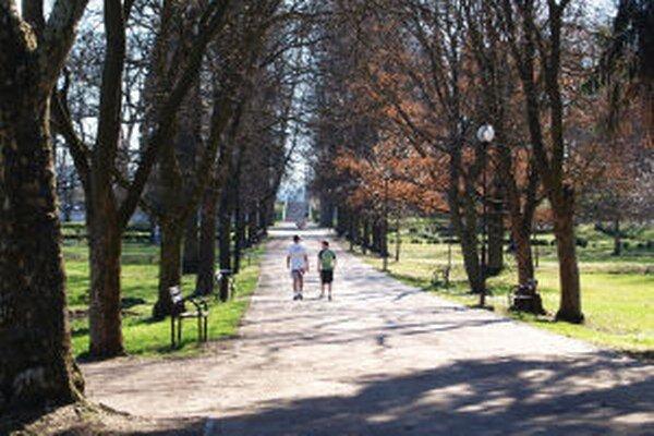 Žiarsky park čakajú ďalšie zmeny.