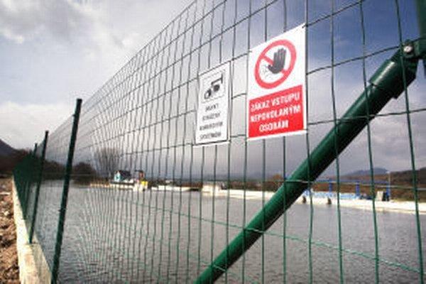 Výstavba vodných elektrární na Hrone vyvoláva protesty. O viacerých zámeroch rozhodujú súdy.