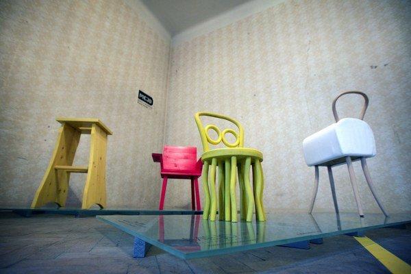 Dizajnéri vystavovali v Pisztoryho paláci aj vlani.