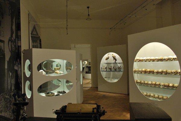 Výstava k výročiu SNM sa už začala, potrvá až do novembra 2014.