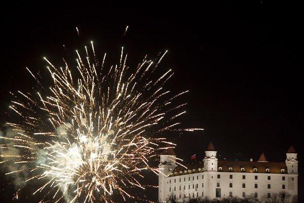 Silvester v meste bude už tradične sprevádzať polnočný ohňostroj.