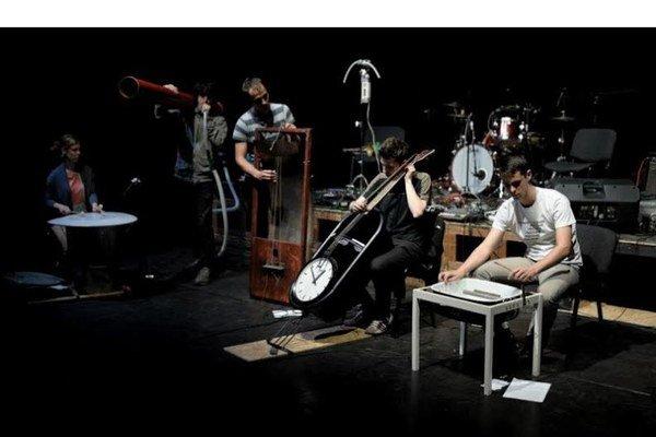 DIY Instruments Ensemble