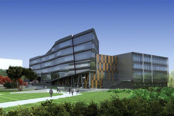 Nový vedecký park s modernými laboratóriami poslúži najmä medikom.