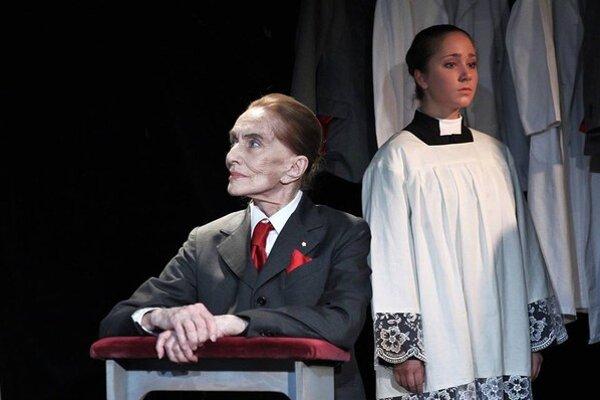 Mučiace hry Opery pražského národného divadla o Jozefovi Toufarovi