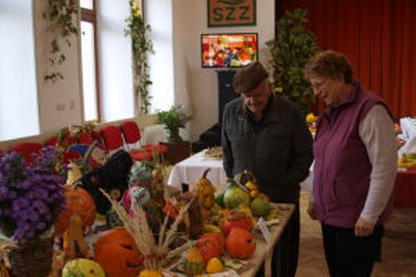 Na Kremnickom jablku sa so svojimi zátišiami predstavili aj školy.
