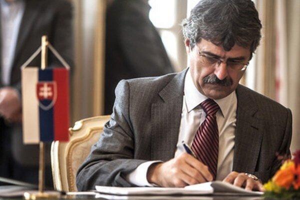 Súčasný primátor Milan Ftáčnik.