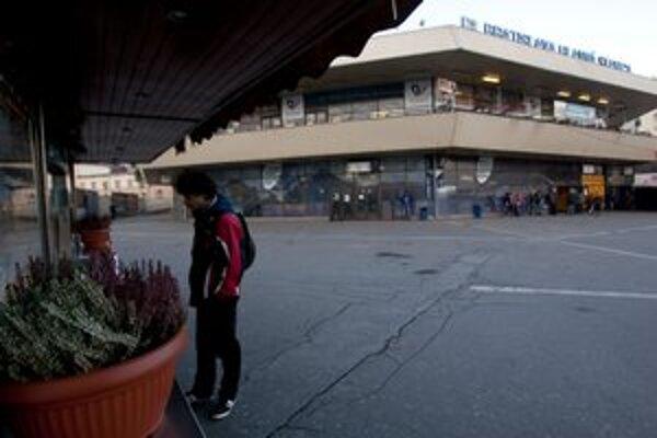 Hlavná stanica pre spory môže ešte roky vyzerať tak ako dnes.