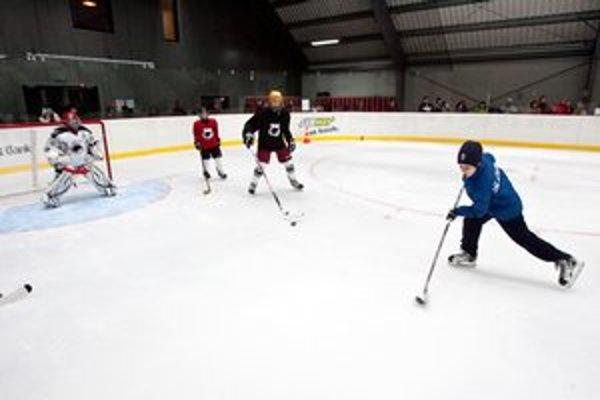 Korčuľovať na ľade aj uprostred leta bude možné na troch zimných štadiónoch.