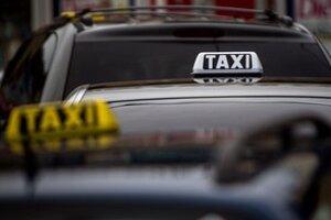 Taxikári budu dnes protestovať.
