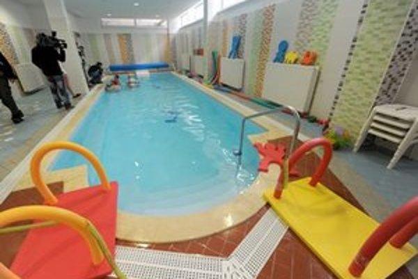Plavecká akadémia pre deti.