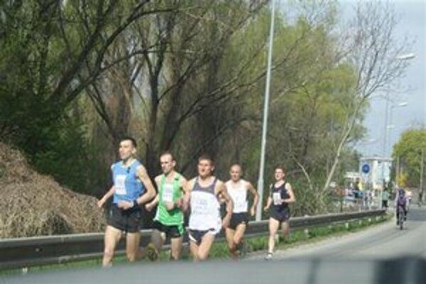 Beh z Devína  do Bratislavy bude 15. apríla.