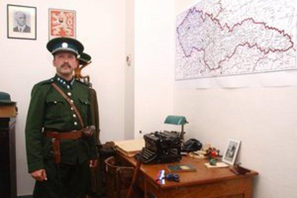 Múzeum colnice funguje v Mýtnom domčeku.