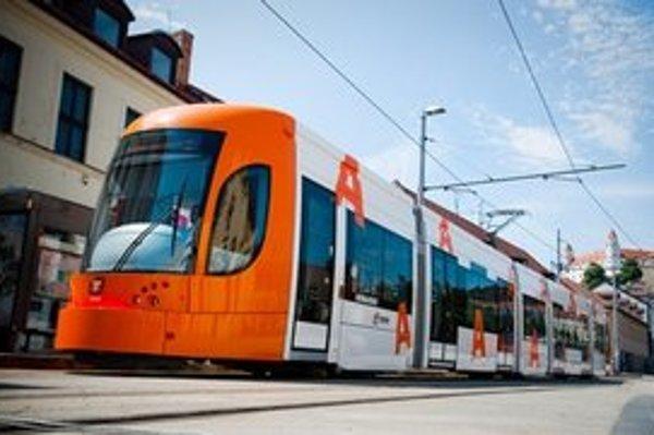 S takýmito električkami sa možno stretnúť aj v Rakúsku, Nemecku či Švajčiarsku.