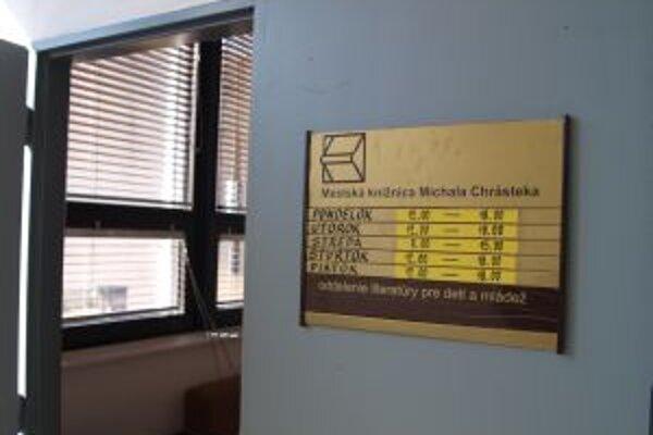 V knižnici chcú klimatizáciu. Tento rok s ňou však rozpočet nepočíta.