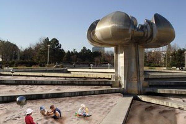 Formičky si majú deti zobrať do fontány 18. septembra.