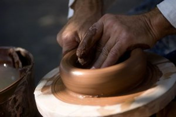 V programe sú aj tvorivé keramické dielne.