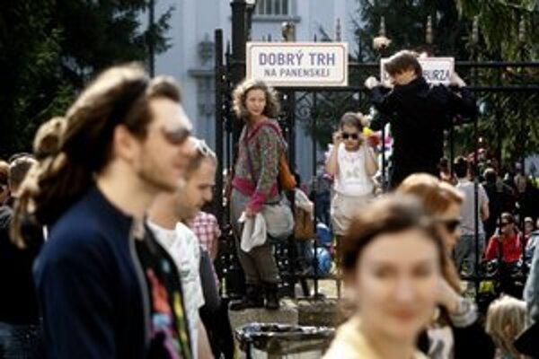 Navštíviť Dobrý trh je jednou z možností ako stráviť nadchádzajúcu sobotu v meste.