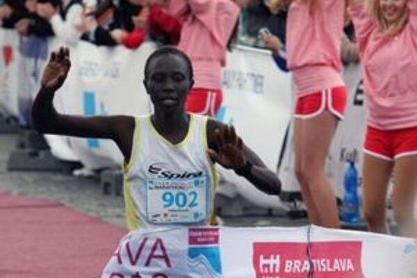 Predchádzajúce ročníku maratónu.