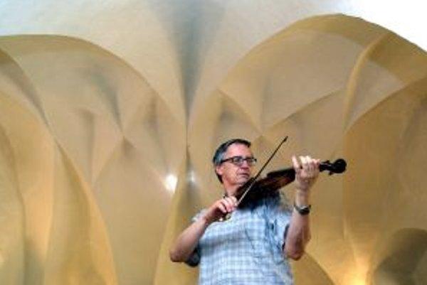 Festival Petra Michalicu Hudba pod diamantovou klenbou začne v Kremnici už tento piatok. Sériu koncertov otvorí Janáčkove kvarteto (CZ).