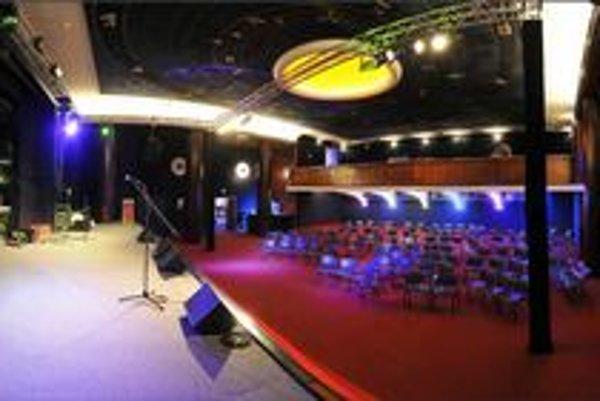 Vynovené priestory divadla