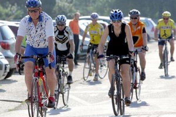 Cyklojazda je určená pre toho, kto chce začať využívať bicykel ako každodenný dopravný prostriedok.