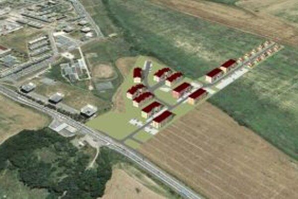 Celkovo chce spoločnosť postaviť šesť bytoviek. Prvé dve chce dokončiť do júna 2013. Po dostavbe ich hodlá ponúknuť mestu.