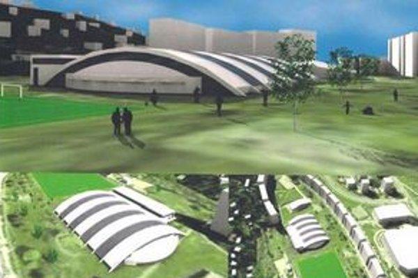 Lamačania na mieste kde je naplánovaná,multifunkčnú športovú halu nechcú. Mal by v nej byť velodrom.