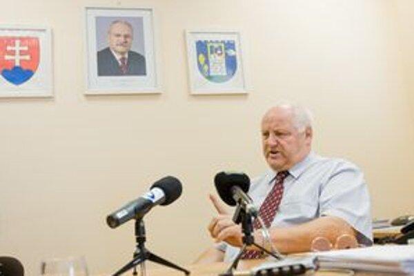 Ján Sandtner (nezávislý), protest prokurátora chce ešte preštudovať a preveriť.