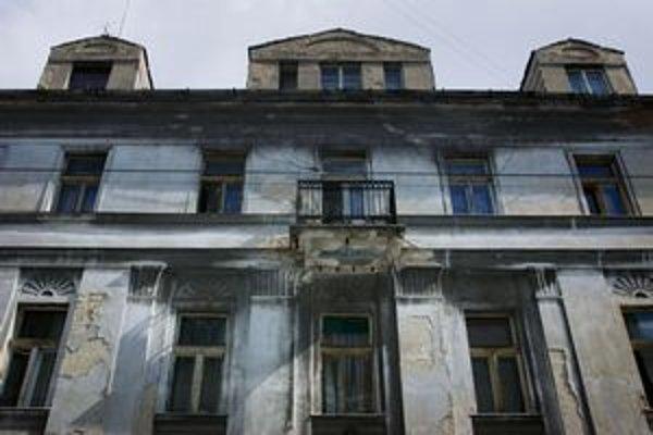 Dom na Cintorínskej ulici.