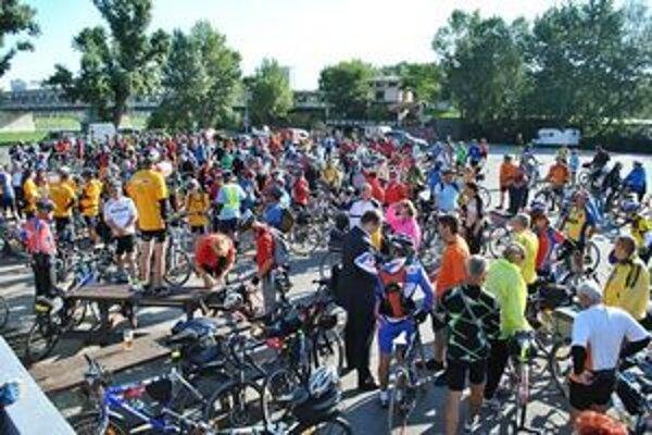 Cyklomaratón štartuje tento rok v sobotu 20. augusta.