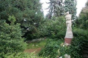 Záhradu spravuje Pozemkový fond, ktorý ju chce predať, alebo prenajať majiteľovi susedného sanatória.