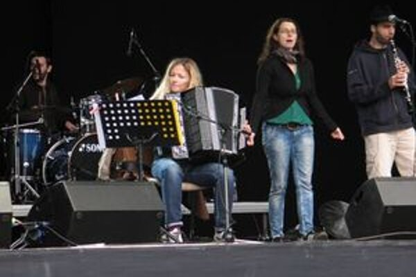 PKB na pódiu v Prešove.
