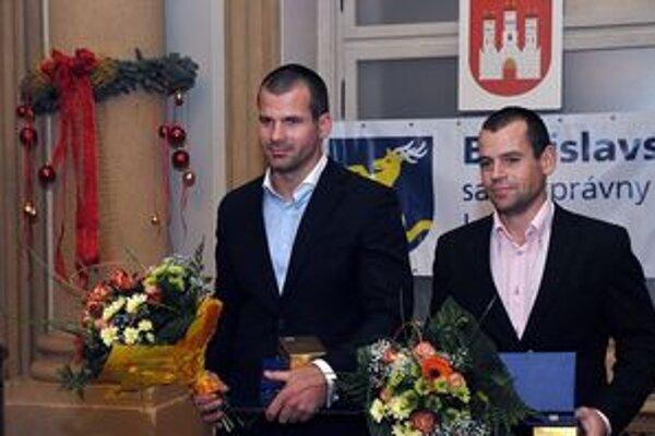 Najúspešnejšími športovcami Bratislavy sú bratia Hochschornerovci.