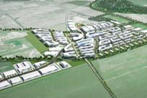 Obava z dopravných obmedzení vo Vajnoroch počas výstavby nie je podľa investora na mieste.