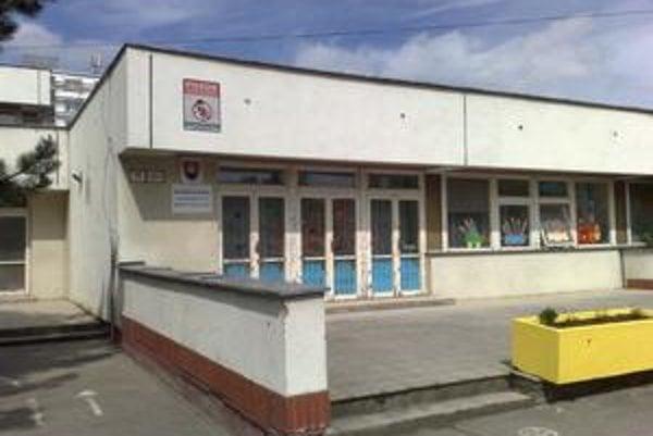 Materská škola na Kaméliovej ulici.