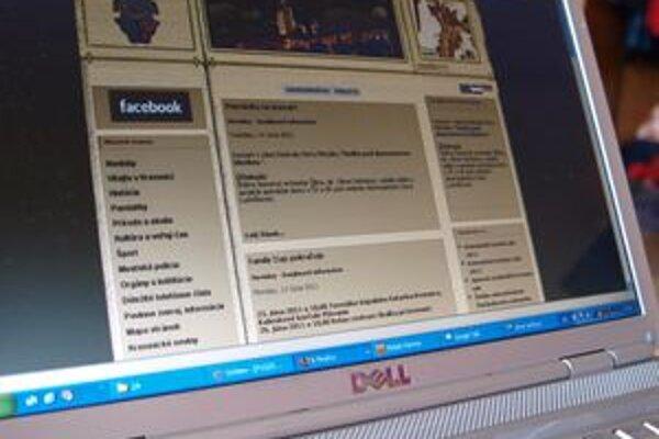 Súčasná webová stránka mesta má malú kapacitu, na novú by sa však mali zmestiť aj neplatiči.