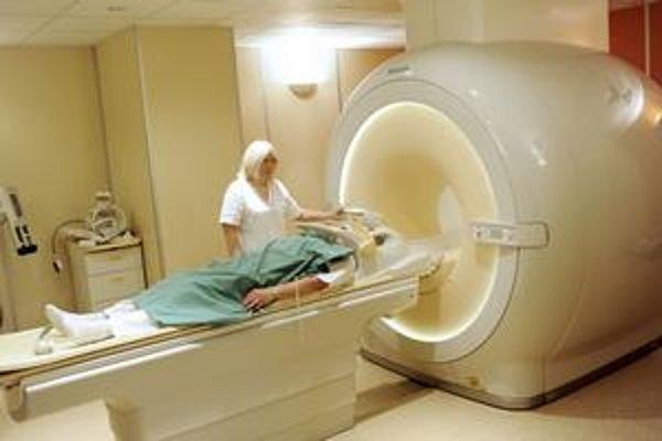 V Košiciach otvorili nové pracovisko magnetickej rezonancie 20. mája.