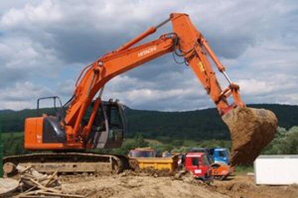 Práce začali. Kaufland by v Žiari nad Hronom mali otvoriť do konca roka.