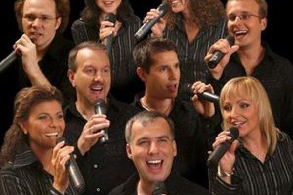 Známa vokálna skupina vystúpila v Žarnovici.