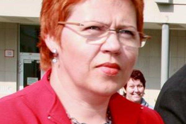 Starostka Karlovej Vsi Iveta Hanulíková (Smer) opätovne kandiduje.