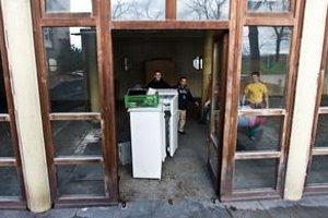 Mestské kultúrne a informačné stredisko sa cez víkend vysťahovalo z PKO.