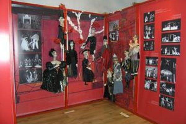 Putovná výstava vznikla minulý rok v Divadelnom ústave.