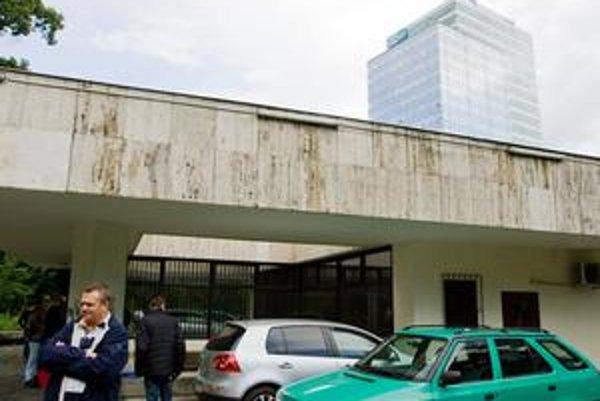 V sobotu bola v Sade Janka Kráľa protestná akcia proti erotickému salónu Messalina Club.