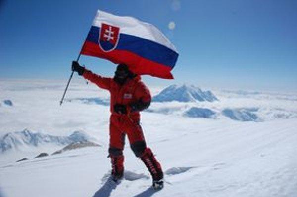 Trasu na vrchol hory McKinley absolvovala slovenská výprava pomerne rýchlo, za 9 dní.